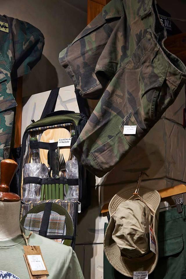 abbigliamento militare manhattan military shop
