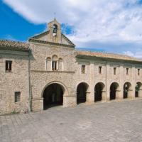 Atessa (Ch), convento di Vallaspra