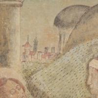 Carunchio (Ch), chiesa di Santa Maria o del Purgatorio, affreschi