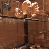 Crecchio (Ch), Museo dell'Abruzzo bizantino e altomedievale, sala sezione etrusca,