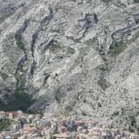 Fara San Martino (Ch), veduta da Civitella