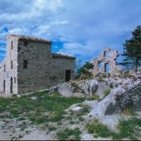 Gessopalena (Ch), il borgo abbandonato e diroccato