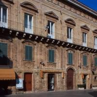 Guardiagrele (Ch), palazzo Vitacolonna,