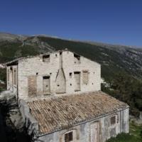 Palena (Ch), casa antica nel centro storico