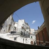 Pennapiedimonte (Ch), scorcio del centro storico