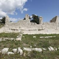 Quadri (Ch), rovine romane di Trebula