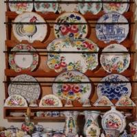 Rapino (Ch), ceramista, ceramiche moderne