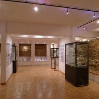 San Salvo, museo civico di Porta della Terra, primo allestimento