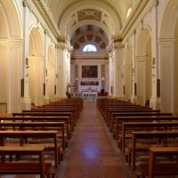 San Salvo, chiesa di San Giuseppe, interno