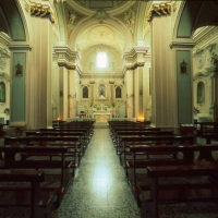 Tornaeccio (Ch), chiesa di Santa Vittoria