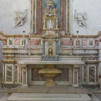 Villa Santa Maria (Ch), chiesa della Congrega, interno, altare maggiore