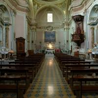 Villa Santa Maria (Ch), chiesa di San Nicola, interno